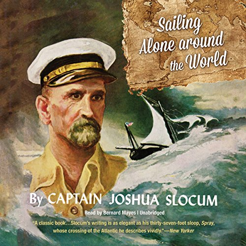 Sailing Alone Around the World  Audiolibri