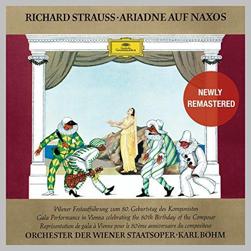R. Strauss: Ariadne auf Naxos, Op.60, TrV 228 / Prologue - Hast ein Stückerl Notenpapier? (Live)