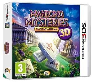 Mahjong Mysteries: Ancient Athena (Nintendo 3DS)