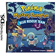 Pokémon Mystery Dungeon Blue Rescue Team (Nintendo DS) [import anglais]