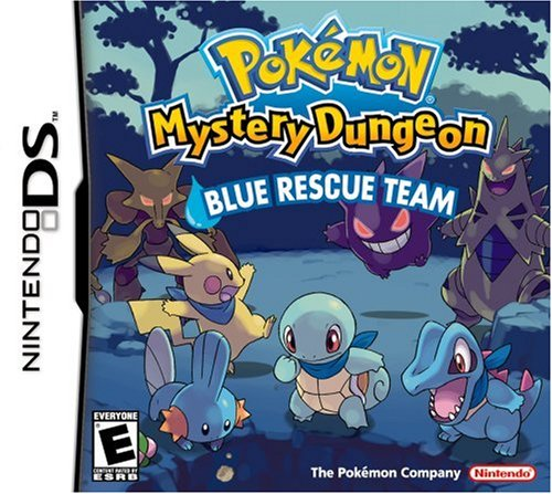 Pokémon Mystery Dungeon Blue Rescue Team [UK Import] Pokemon Ds Spiele Mystery Dungeon