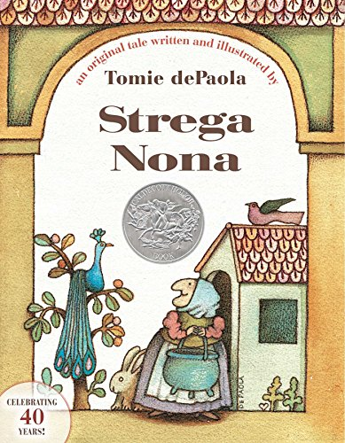 Strega Nona: An Original Tale (Strega Nona Book)