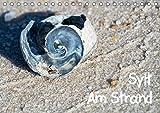 Sylt Am Strand (Tischkalender 2017 DIN A5 quer): Impressionen Am Strand (Monatskalender, 14 Seiten ) (CALVENDO Orte)