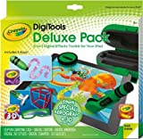 Crayola DigiTools Deluxe Pack - Digitales Mal-Set für Tablets (Apple iOS)