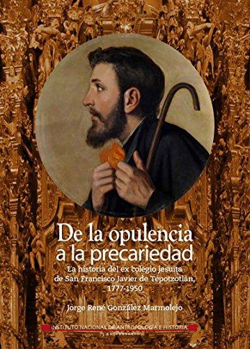 De la opulencia a la precariedad (Logos) por Jorge René  González Marmolejo