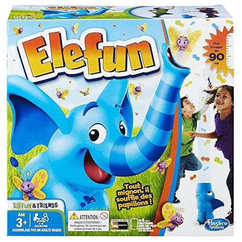 Elefun - Jeu de societe pour enfants - Jeu d'adresse -...