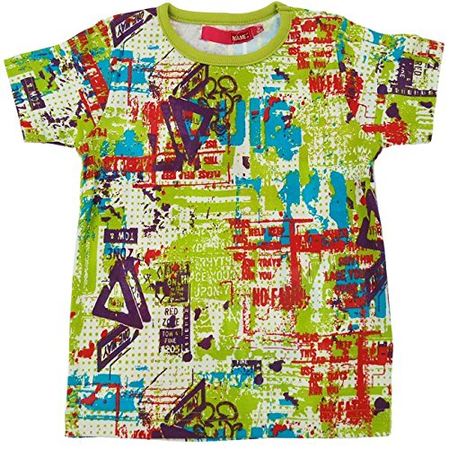 Name It Obba SS Top New York 13023857 Kids-140