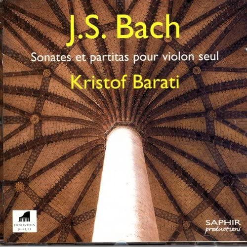 Sonate N3 BWV 1005 En Do - Adagio (J.S. Bach)