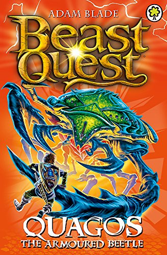 Quagos the Armoured Beetle: Series 15 Book 4 (Beast Quest)