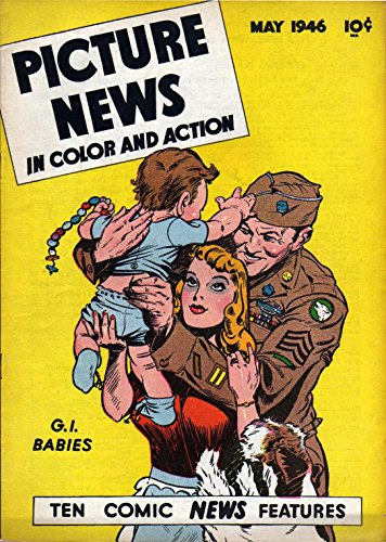 poster-comics-cover-small-publishers-lafayette-street-corporation-picture-news-5-narfstar-vintage-wa