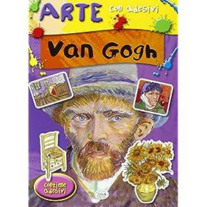 Van Gogh. Con adesivi. Ediz. illustrata