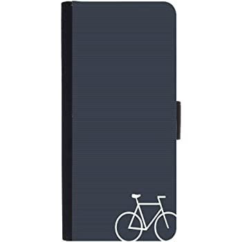 Snoogg Ride Bicycles Designer Protective Phone Flip Case Cover For Obi Worldphone Sf1
