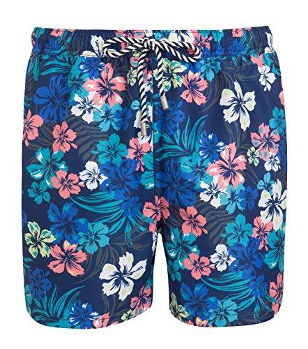 Jockey® Swim Short Zanzibar Blue