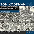 Buxtehude: Opera Omnia XIII: Chamber Music Vol. 2