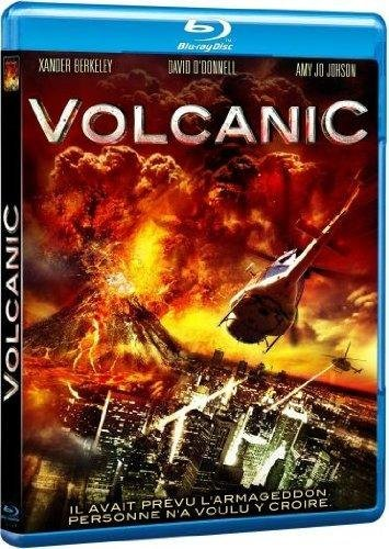 Volcanic - magma : volcanic disaster [Blu-ray] [FR Import]