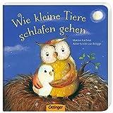Book - Wie kleine Tiere schlafen gehen
