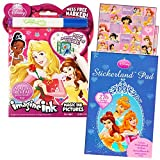 Disney Princess Imagine Ink Book And Sti...