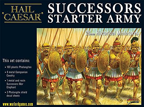 onian Successor Starter Army, Hail Caesar Wargaming Miniatures ()