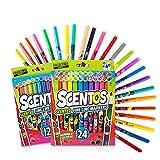 Vernice penna per bambini fine acquerello penna con asta, la scuola elementare studente Doodle può lavare la scuola materna pittura graffiti penna Green