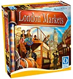Queen Games 10062 - London Markets, Strategiespiel