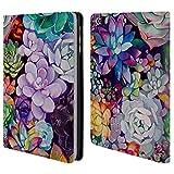 Head Case Designs Offizielle Mai Autumn Saftig Blumiger Garten Brieftasche Handyhülle aus Leder für iPad Mini 1 / Mini 2 / Mini 3