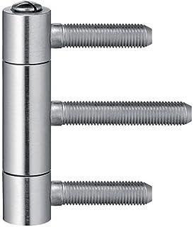 Beliebt Gedotec 3-DIM Türbänder Zargenbänder Haustür-Scharnier montieren BL21