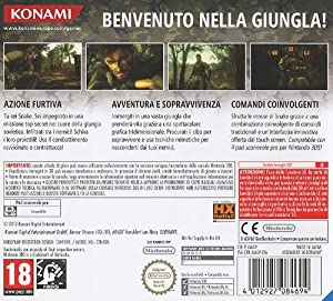 Gioco 3ds Metalgear Solid