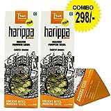 #4: Harippa Roasted Pumpkin Seeds 200gm - Cheesy Onion