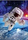 RNK 45311Hachoir à dessin astronaute, 310x 440mm, A3