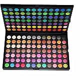 JasCherry 168 Farben Lidschatten Makeup Paletten Matt und Schimmer - Sleek Pulver Augenschatten Make Up Etui Box - Satte Farben Kosmetik Eyeshadow Palette