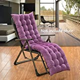 Hohe Rückenlehne Sitzkissen/Liegestuhl Kissen weich Wärme atmungsaktiv saugfähig für Zuhause, Büro, Stuhl, Auto und Outdoor