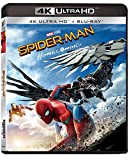 Blu-Ray - Spider-Man Homecoming (Blu-Ray 4K Ultra Hd+Blu-Ray) (1 Blu-ray)