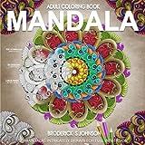 Adult Coloring Book - Mandala: 50 Mandalas Intricately Drawn for Full Immersion: Volume 1 (Mandala Therapy)