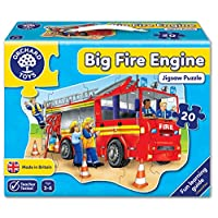 Orchard Toys Big Fire Engine Floor Puzzle