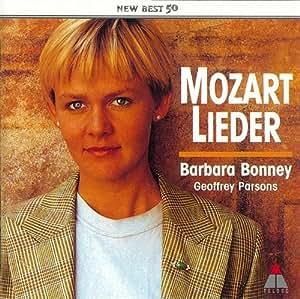 Mozart:Lieder [1990]