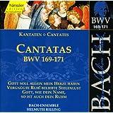 Bach, J.S.: Cantatas, Bwv 169-171