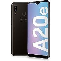 "Samsung Galaxy A20e Smartphone, Display 5.8"" HD+, 32 GB Espandibili, RAM 3 GB, Batteria 3000 mAh, 4G, Dual SIM, Android…"