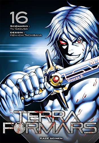 Terra Formars Edition simple Tome 16