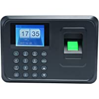 KKmoon Intelligent biometrico di Impronte Digitali Password Macchina di Presenza Dipendenti Check-in Recorder 2.4…