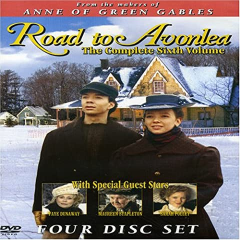 The Road To - Road to Avonlea: Complete Sixth Season [Import