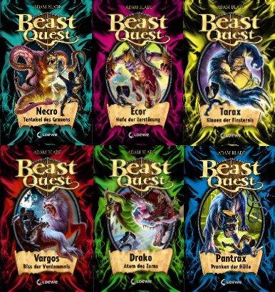 beast-quest-iv-staffel-band-19-24-im-set-19-necro-tentakel-des-grauens-20-ecor-hufe-der-zerstorung-2
