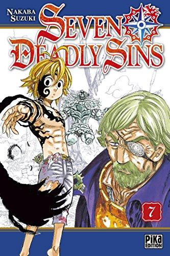 Seven deadly sins Vol.7 par SUZUKI Nakaba