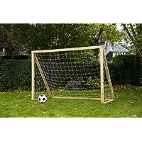 Homegoal - Classic Junior Fußballtor aus Holz 175 x 140 cm 3 Jahre Garantie!