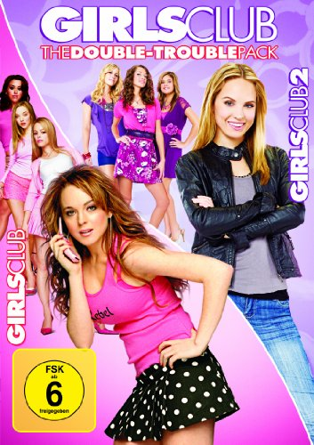 Bild von Girls Club 1 & 2 (The Double-Trouble Pack) [2 DVDs]