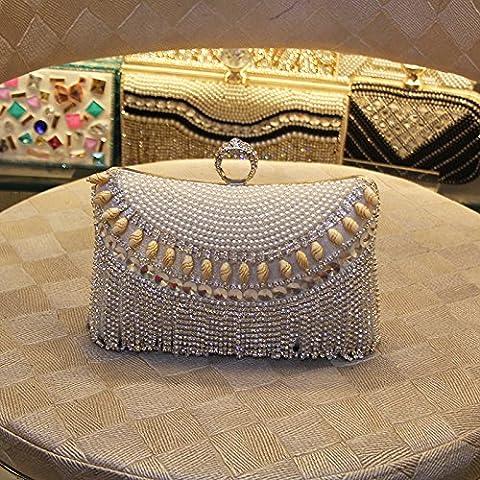 La moda di diamante anello serpente cena