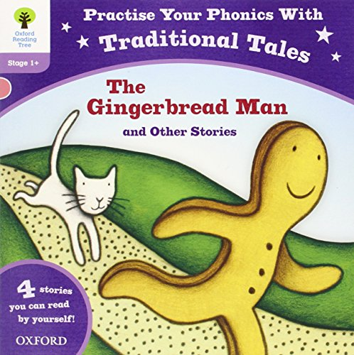 The Gingerbread Man and other stories