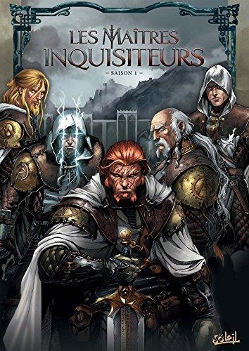 Maîtres inquisiteurs - Coffret T1 à T6 par Collectif