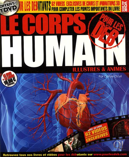 Le corps humain (1Cédérom) par Carole Oculi