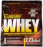 Mutant Whey Chocolate, 1er Pack (1 x 2.27 kg)