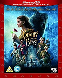 Beauty & The Beast [Blu-ray 3D] [2017]